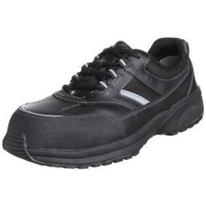 [ミドリ安全] 安全作業靴 JSAA認定 踏み抜き防止版入り プロスニーカー SL603 P5 メンズ ブラック 25.5|lavieshop