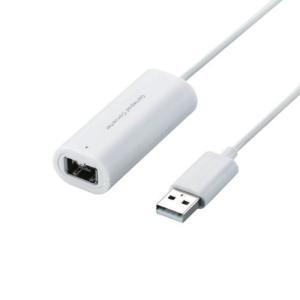エレコム ゲームパッドコンバータ USB接続 Wii クラシックコントローラ対応 1ポート ホワイト JC-W01UWH【ドラゴンクエストX 動作確認|lavieshop