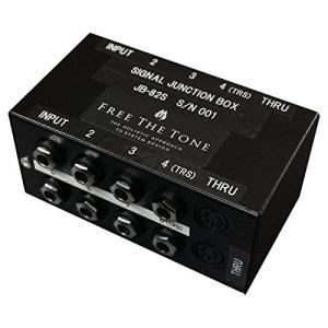 FREE THE TONE フリーザトーン シグナル・ジャンクション・ボックス JB-82S ( JB82S )|lavieshop