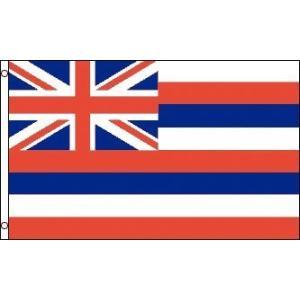 アメリカンフラッグハワイ州旗3x5ft (90x150cm)hawaii USA lavieshop
