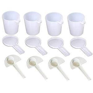 蜜蜂 養蜂用 巣門挿入式 給餌器 4個 と ペットボトル装着 給水器 4個セット (給餌器・給水器) lavieshop