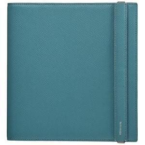 能率 NOLTYTOOLS セオリア 手帳カバー ペンケースタイプ B6 エメラルド lavieshop