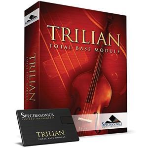 【日本正規品】 Spectrasonics Trilian USB版 ベース音源 プラグインソフト lavieshop
