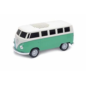 オートスピーカー ブルートゥーススピーカー VWバス グリーン 659575|lavieshop