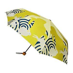 三つ折り畳み傘-因幡の白兎-白橡|lavieshop