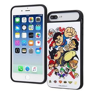 iPhone 8 Plus/7 Plus/6s Plus/6 Plus 鷹の爪団 耐衝撃ケース キャトル パネル/集合1|lavieshop