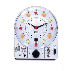 エレキット メロディー時計2 自分で作曲 はんだ付けキット AW-866|lavieshop