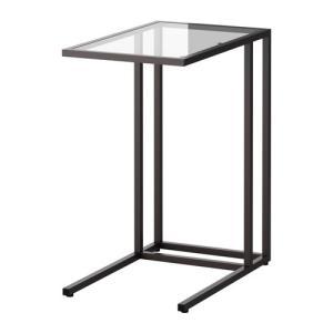 強化ガラスとスチールを使用。耐久性に優れた素材で、軽やかで広々とした印象を与えます  商品の大きさ ...