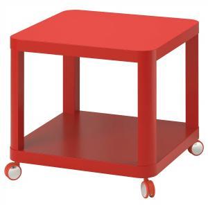 - 雑誌などを収納できる棚が付いているので、テーブルの上がすっきりかたづきます - キャスター付きな...