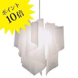 DI CLASSE ディクラッセ 「アウロ ホワイト Mサイズ ペンダントランプ Auro-white M pendant lamp」LP2049WH