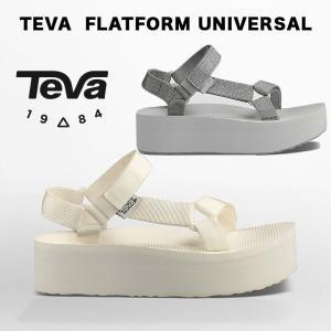 商品名:Teva テバ 1008844 W FLATFORM UNIVERSAL レディース サンダ...
