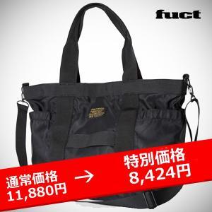 【再入荷】FUCT SSDD MA-1 TOTE BAG BLACK 黒  ファクト トートバッグ|lay-z-boy