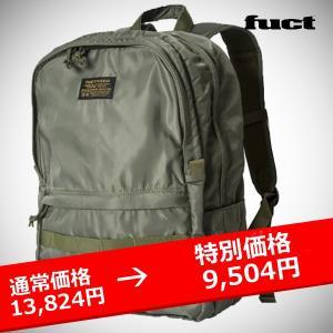 【再入荷】FUCT SSDD MA-1 BACKPACK OLIVE  ファクト バックパック リュックサック|lay-z-boy