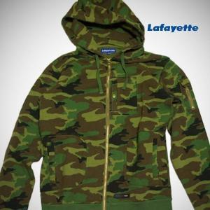 LAFAYETTE TACTICAL SPORTMAN ZIP HOODIE ラファイエット ジップフーディ パーカー|lay-z-boy