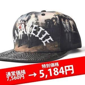 LAFAYETTE YORK TOWN 5 PANEL SNAPBACK CAP ラファイエットキャップ 帽子 lay-z-boy