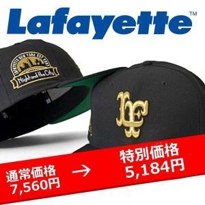 Lafayette × NEW ERA LF NIGHT AND THE CITY 59FIFTY CAP lay-z-boy