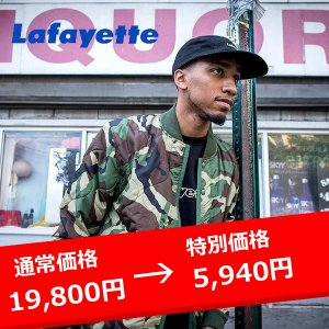 LAFAYETTE  POLY QUILTED LINER JACKET BLACK ラファイエット キルティング ライナー ジャケット 黒|lay-z-boy