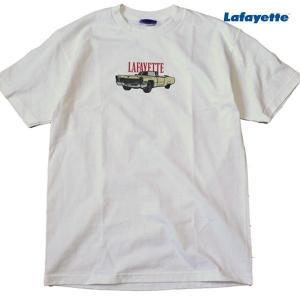 LAFAYETTE SOMEBODY'S NIGHTMARE TEE ラファイエットサムバディズ ナイトメア Tシャツ 白|lay-z-boy