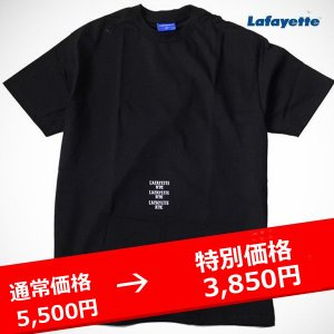 LAFAYETTE FAR EAST DRAGON TEE ラファイエット ファーイースト ドラゴン Tシャツ 黒|lay-z-boy