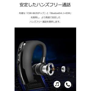 ワイヤレス イヤホン Bluetooth イヤ...の詳細画像3