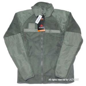 米軍 ECWCS Gen3 Level3 ACUフリースジャケット フォリッジグリーン 新品。紙タグ...