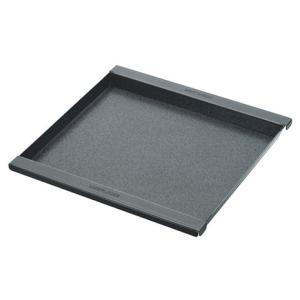 ●ファイアグリルのオプションパーツ。凹凸のある鉄板で食材がびりつきにくいこ。【ユニフレーム】【UNI...