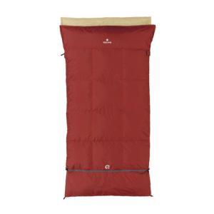 ●汗や汚れを洗濯機で洗えるスリーピングバッグ。家の布団のように掛けと敷きが別々になります。寒い時期は...