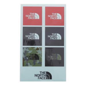 ノースフェイス(THE NORTH FACE) TNF LOGO STICKER シール ステッカー NN83803