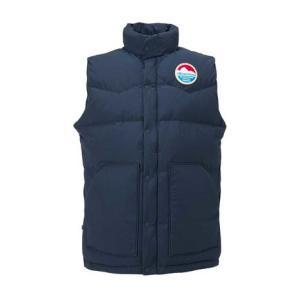 カリマー(karrimor) イーデイ ダウン ベスト eday down vest  NAVY NV  (Men's)|lbreath
