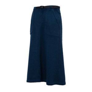 カリマー(karrimor) ロナ ウィメンズ ロング スカート  rona W's long skirt  NAVY NV  (Lady's)|lbreath