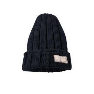カリマー(karrimor) ホールデッド ビーニー +d folded beanie +d  BLACK ニット帽 (Men's、Lady's)|lbreath