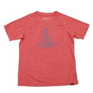 マーモット(Marmot) ジュニア テント 半袖Tシャツ MOT-S2350K SCL (Jr)