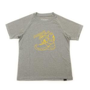 マーモット(Marmot) ハーフスリーブTシャツ MOT-S2353K GSTM (Jr)