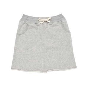 チャムス(CHUMS) ループ スウェットスカート Loop Sweat Skirt CH18-1050 G005  (Lady's)|lbreath