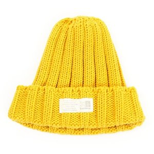 カリマー(karrimor) folded beanie 82306A171-Mustard (Men's、Lady's)|lbreath