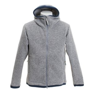 カリマー(karrimor) JOURNEY PARKA 61206M171-Grey/DB メンズ フリースパーカー (Men's)|lbreath