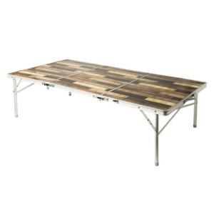 ホールアース(Whole Earth) 【オンラインストア限定SALE】COLLATAGE TABLE 150/3 WE27DB01 テーブル キャンプ アウトドア レジャー|lbreath
