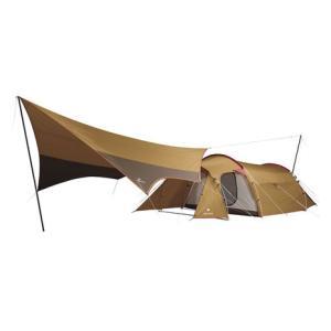 スノーピーク(snow peak) エントリーパックTT SET-250H テント タープ セット キャンプ用品|lbreath