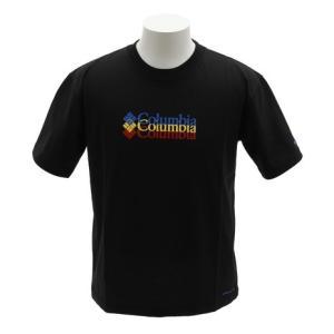 コロンビア(Columbia) 【ゼビオグループ限定】 Sanpoil Falls 半袖Tシャツ PM1831 012 (Men's)|lbreath