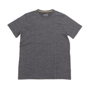 スマートウール(smartwool) メリノスポーツ150 Tシャツ SW62075 001 (Me...