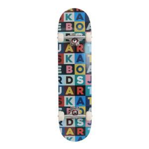 ジャート(JART) スケートボード スクラブル 7.75x31.6 100105000100 スケボー デッキ  (メンズ、レディース、キッズ)|Victoria L-Breath PayPayモール店