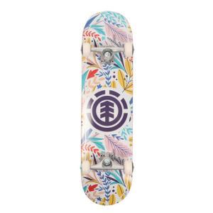 エレメント(ELEMENT) スケートボード FLORAL PARTY コンプリートデッキ 8 BB027421 AST (メンズ、レディース、キッズ)|Victoria L-Breath PayPayモール店