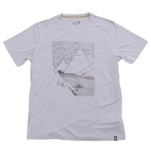 スマートウール(smartwool) 半袖Tシャツ メリノ150フィヨルドスライッダーT SW620...