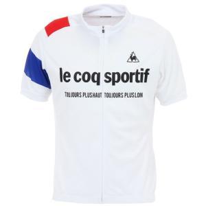 ルコック スポルティフ(Lecoq Sportif) 半袖Tシャツ JERSEY QCMQGA41 TRC (メンズ)の画像