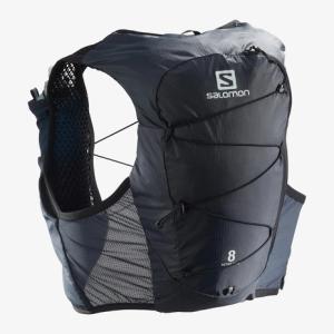 サロモン(SALOMON) バッグ リュック トレランザック アクティブ スキン 8 セット LC1303700 (メンズ、レディース)|Victoria L-Breath PayPayモール店