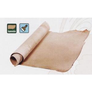 牛床 ナチュラル 約240デシ(価格固定) 1.5mm 半裁[クラフト社]  レザークラフト半裁 1枚革|lc-palette
