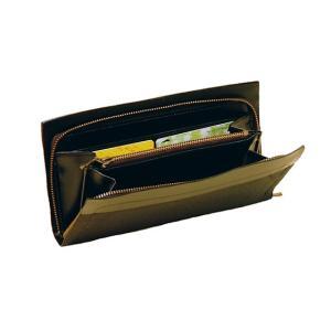 パーソナルケース 黒 10.5×20cm【メール便対応】 [協進エル]  レザークラフト半製品 中パーツ|lc-palette