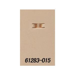 EMS刻印 EMS-83-01.5 バスケット【メール便対応】 [協進エル]  レザークラフト刻印|lc-palette