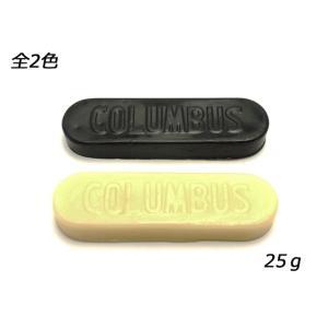 コバワックス 白/黒 25g【メール便対応】 [協進エル]  レザークラフト染料 溶剤 接着剤 lc-palette