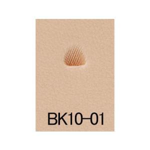 バリーキング刻印 ベベラチェック BK10-01 5mm【送料無料】 【メール便対応】 [協進エル]  レザークラフト刻印|lc-palette